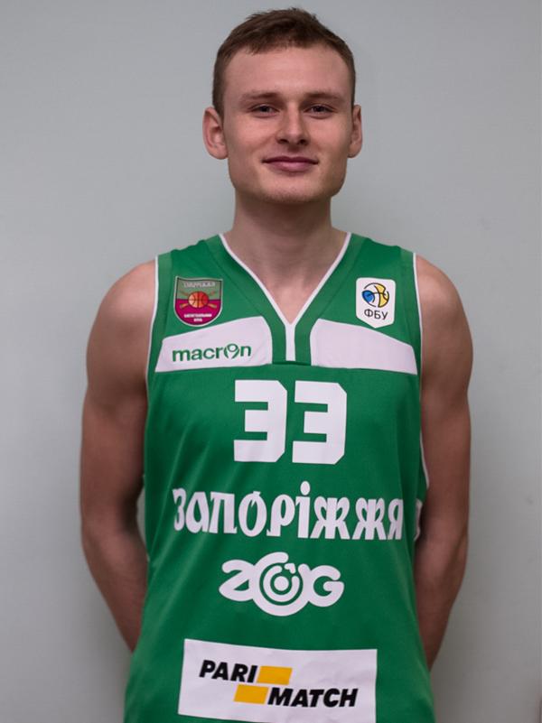 Максим ЛУК'ЯНОВ (№33)